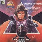 Pyramids of Mars CD Cover