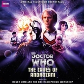 The Caves of Androzani Music CD Cover