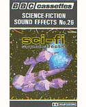 Audio Tape - Sound Effects No. 26