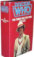 The Third Doctor Who Gift Set