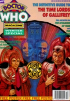 Doctor Who Magazine Special - Archive: 1992 Winter Special