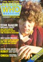 Doctor Who Magazine - Preview: Issue 92