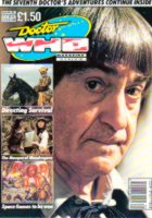 Doctor Who Magazine - Archive: Issue 161