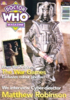 Doctor Who Magazine - Archive: Issue 232