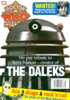 Doctor Who Magazine - Archive: Issue 252