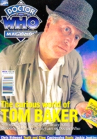 Doctor Who Magazine - Archive: Issue 258