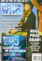Doctor Who Magazine - Archive: Issue 279