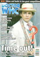Doctor Who Magazine - Archive: Issue 287