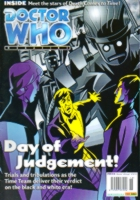 Doctor Who Magazine - Time Team: Issue 316