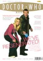 Doctor Who Magazine - Time Team: Issue 352