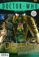 Doctor Who Magazine - Time Team: Issue 358