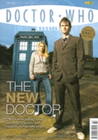 Doctor Who Magazine - Time Team: Issue 360
