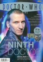 Doctor Who Magazine - The Fact of Fiction: Issue 363