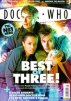 Doctor Who Magazine - The Fact of Fiction: Issue 386