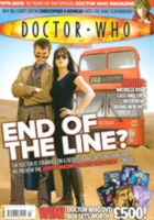 Doctor Who Magazine - The Fact of Fiction: Issue 407