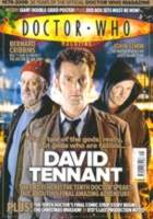 Doctor Who Magazine - The Fact of Fiction: Issue 416