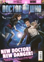 Doctor Who Magazine - The Fact of Fiction: Issue 419