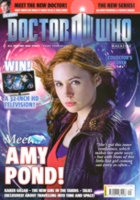Doctor Who Magazine: Issue 420 - Cover 2