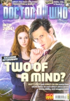 Doctor Who Magazine - Time Team: Issue 430