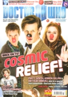 Doctor Who Magazine - Time Team: Issue 432