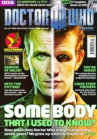 Doctor Who Magazine - Time Team: Issue 449