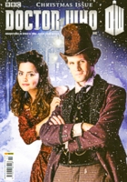 Doctor Who Magazine - The Fact of Fiction: Issue 455