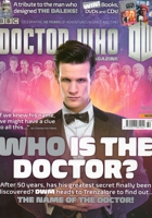 Doctor Who Magazine - Review: Issue 460