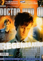 Doctor Who Magazine - The Fact of Fiction: Issue 462