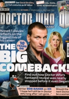 Doctor Who Magazine - Countdown to 50: Issue 463