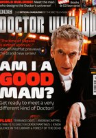 Doctor Who Magazine - Time Team: Issue 476