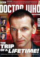 Doctor Who Magazine - The Fact of Fiction: Issue 485