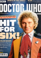 Doctor Who Magazine - Time Team: Issue 489