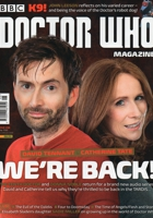 Doctor Who Magazine - Time Team: Issue 498