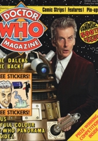 Doctor Who Magazine - The Fact of Fiction: Issue 500