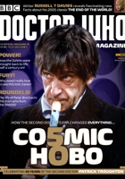 Doctor Who Magazine - Time Team: Issue 506
