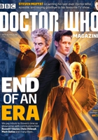 Doctor Who Magazine - The Fact of Fiction: Issue 515