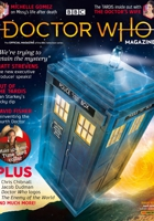 Doctor Who Magazine - The Fact of Fiction: Issue 523