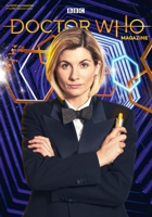 Doctor Who Magazine: Issue 546 - Cover 1