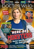 Doctor Who Magazine: Issue 547 - Cover 1