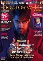 Doctor Who Magazine - Preview: Issue 548
