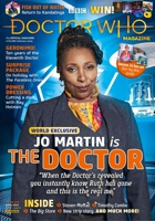 Doctor Who Magazine - Article: Issue 549