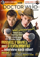 Doctor Who Magazine - The Fact of Fiction: Issue 551