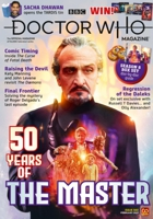 Doctor Who Magazine - Review: Issue 560