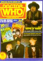 Doctor Who Monthly - Article/Feature: Issue 50
