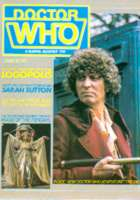 Doctor Who Monthly - Article/Feature: Issue 53
