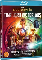 Time Lord Victorious Blu-Ray Cover