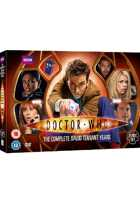 Complete David Tennant Years DVD Box Set