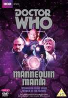 Mannequin Mania DVD Cover