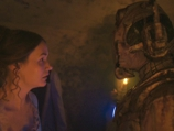 Mary Confronts the Cyberman