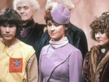 Adric, Tegan and Nyssa